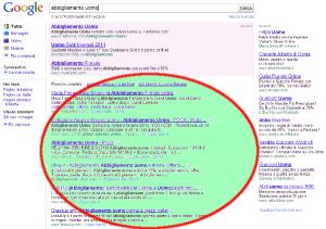 Controllare la posizione del sito su Google